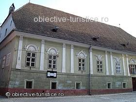 Casa Parohiala Evanghelica. Colectia Muzeala de Argintarie